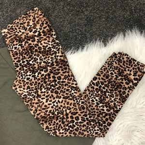 Leopard Patterned Leggings
